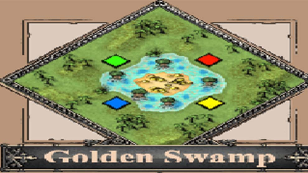 Golden Swamp